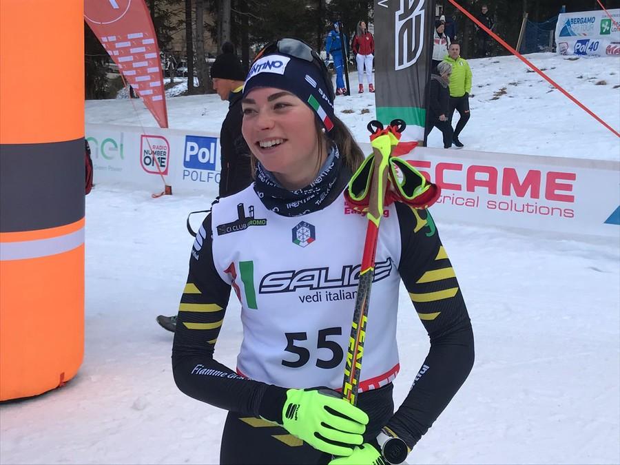 Fondo, Bergamo Ski Tour: Francesco De Fabiani e Francesca Franchi si impongono nell'Individuale