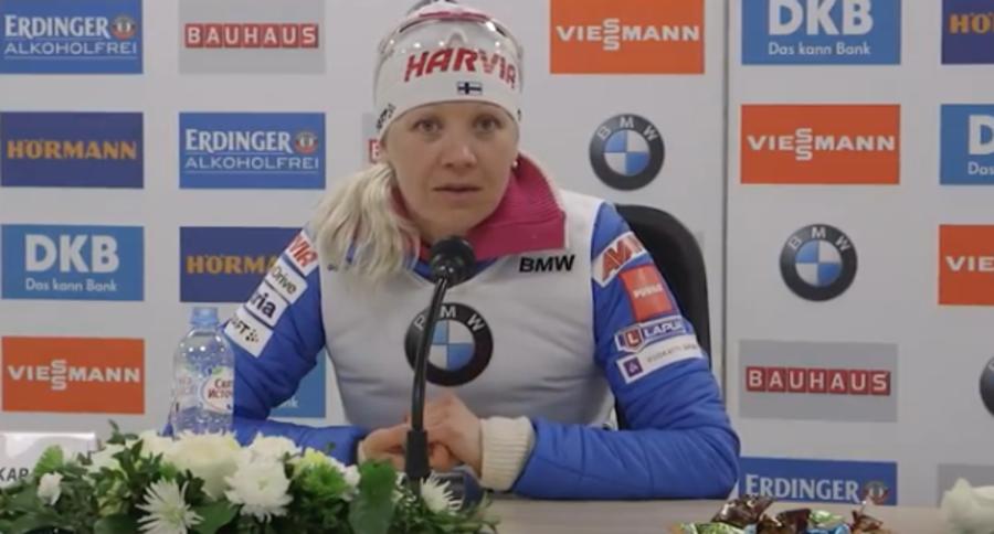 Biathlon - Senza russi, tutto facile per Mäkäräinen e Seppälä nei pursuit di Kontiolahti