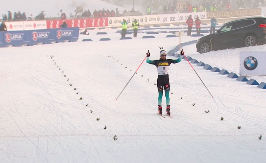 Biathlon - Il ritorno del campione? Fourcade vince la mass start di Sjusjøen