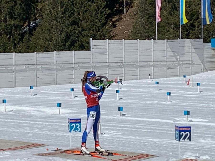 """Biathlon - Beatrice Trabucchi verso la sua prima stagione Juniores: """"Lavoro sulla velocità d'esecuzione al poligono"""""""