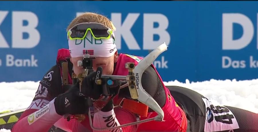 Biathlon - Johannes Bø è devastante, recita solitaria nella pursuit; bene Hofer, è 7°