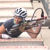 Biathlon - Anais Bescond ha iniziato la preparazione a migliaia di chilometri dalle compagne