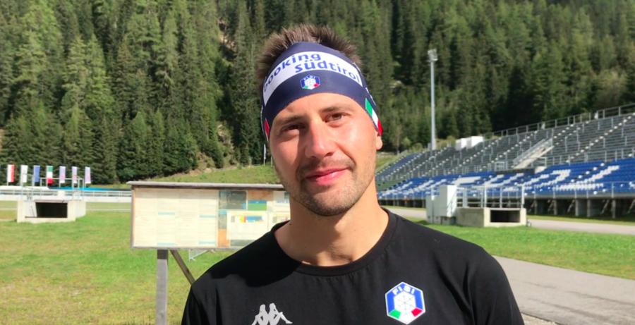 """VIDEO - Biathlon, Dominik Windisch: """"Avere una squadra così competitiva è importante per avere dei bei confronti tra noi"""""""