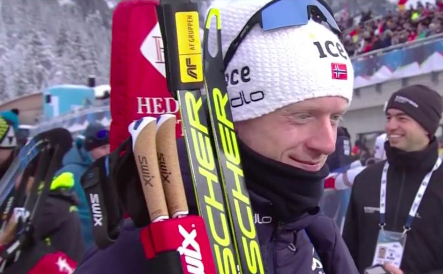 Biathlon - Vittoria e pettorale giallo per Johannes Bø; benissimo Hofer e Windisch