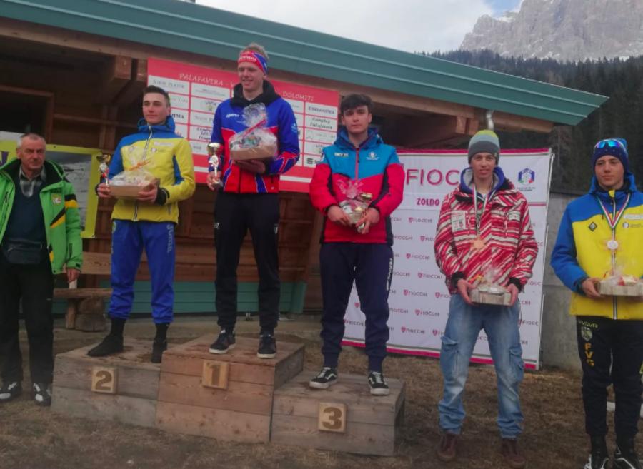 Biathlon - Coppa Italia Giovani e Aspiranti: i risultati della sprint in Val di Zoldo