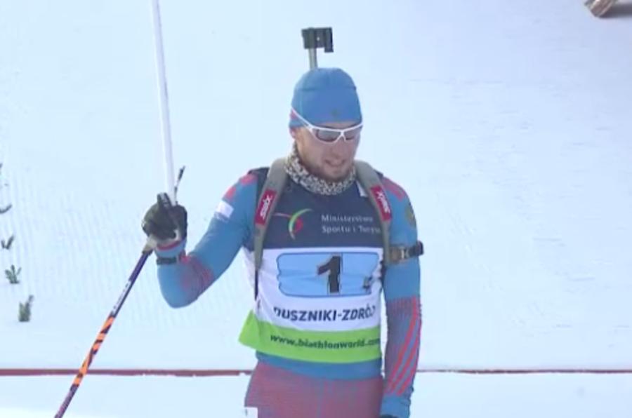 """Caso Loginov-RBU, Drachev: """"Senza firma non gareggia, ma sarà presa la decisione migliore per il biathlon"""""""