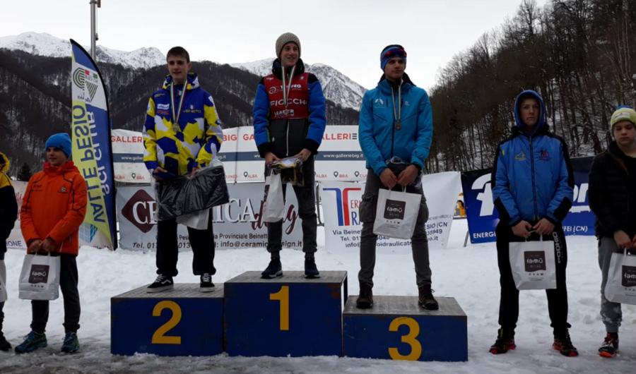 Biathlon - Campionato Italiano Allievi e Ragazzi: Gabriel Casagrande e Hannes Bacher vincono l'inseguimento maschile