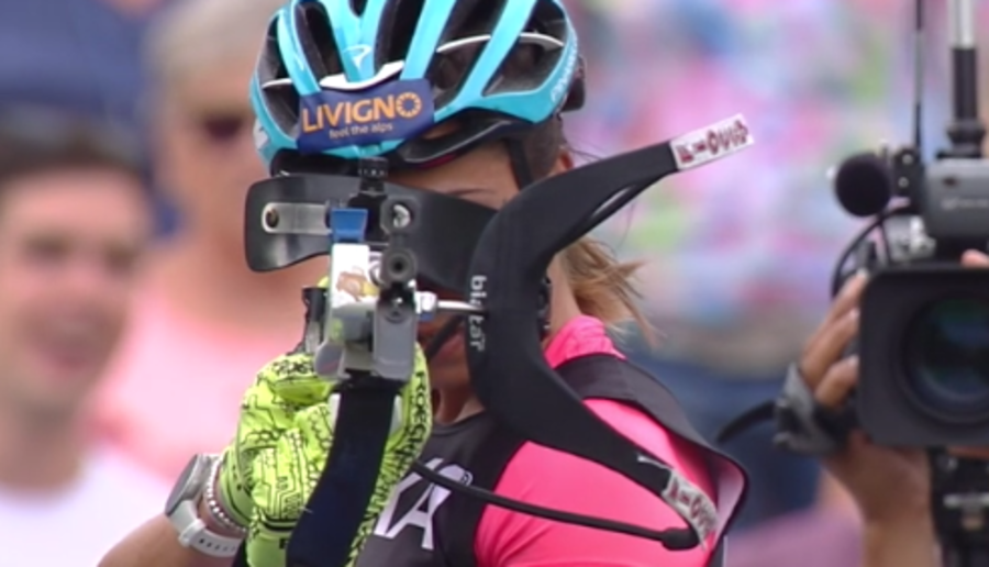 Lisa Vittozzi impressionante al City Biathlon; vittoria per la sappadina, Wierer terza!