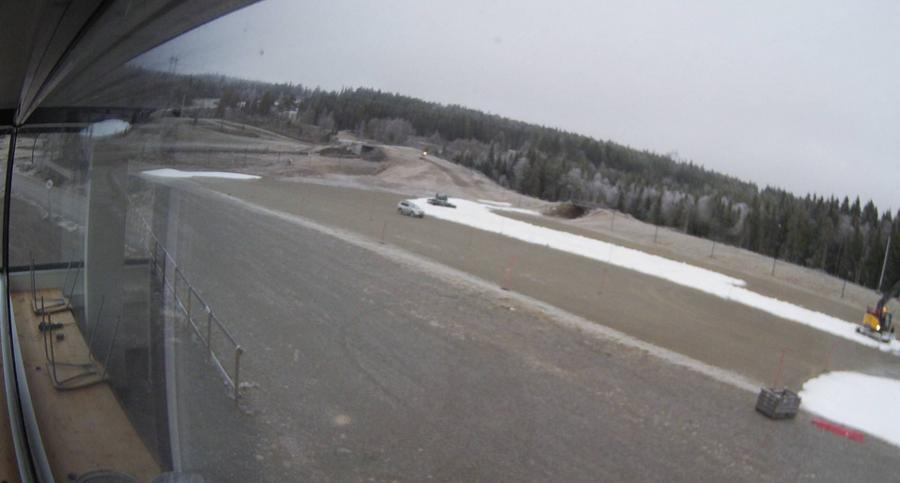 Foto dalla webcam del centro sportivo