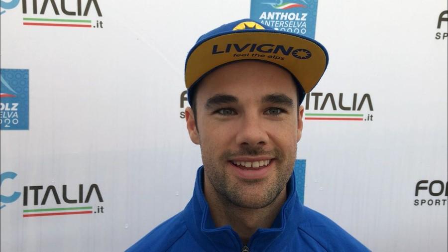 """Biathlon - Thomas Bormolini: """"Sono contento per il tiro ma nell'ultimo giro sono esploso"""""""