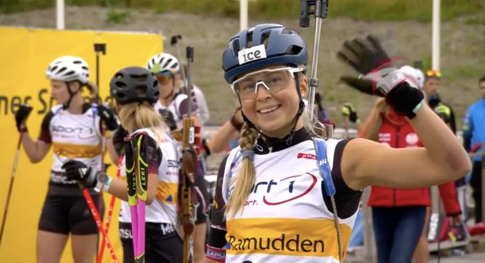 Biathlon - Christiansen e Tandrevold vincono la sprint dei Campionati Norvegesi Estivi