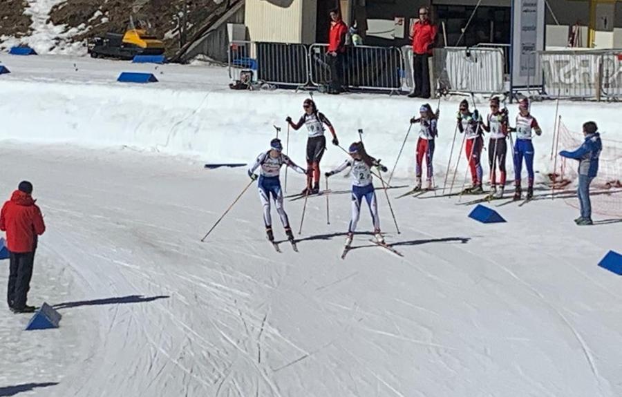 Biathlon: Didier Bionaz e Beatrice Trabucchi vincenti nelle gare regionali valdostane