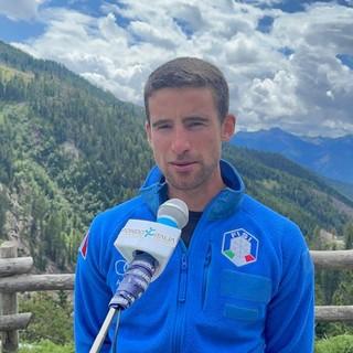 """VIDEO - Mirco Romanin: """"Quando i nostri senatori lasceranno, il biathlon italiano avrà giovani pronti a subentrare"""""""