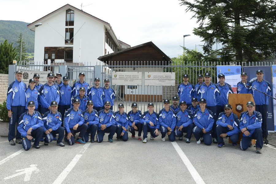 """Inaugurata a Brunico la sezione sportiva Esercito """"Alto Adige"""" (FOTO e VIDEO)"""