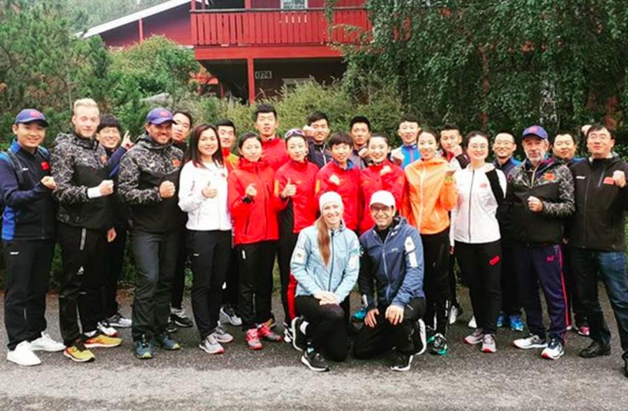 Biathlon - Il Coronavirus costringe Bjørndalen a far restare in Europa la squadra cinese