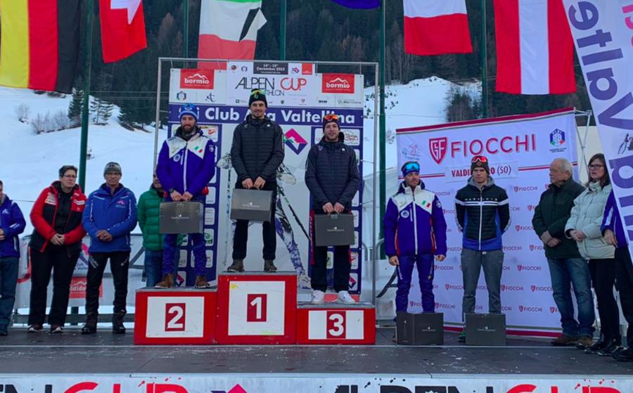 Biathlon - Alpen Cup in Valdidentro: quattro successi italiani nelle sprint maschili