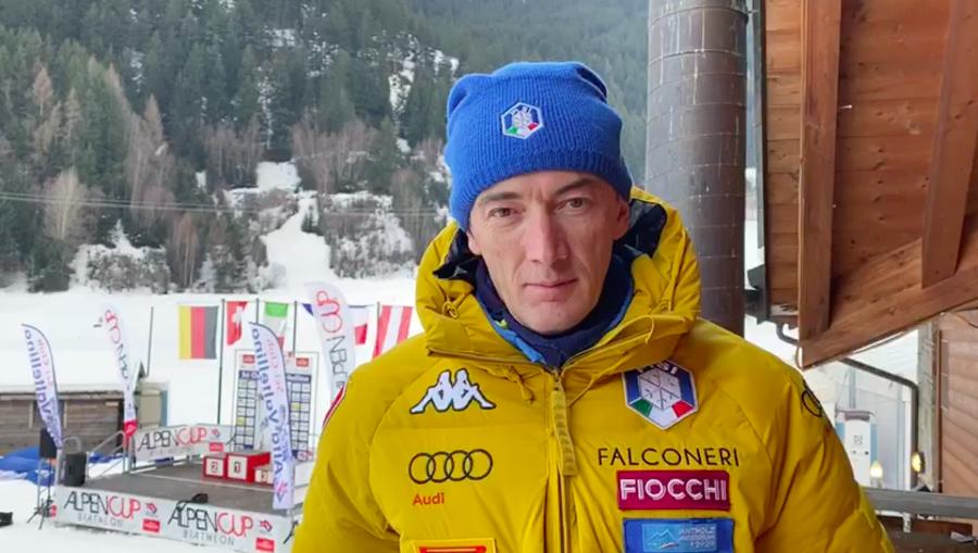 """Biathlon – Fabrizio Curtaz: """"Portare avanti l'attività è stato fondamentale; grazie al coraggio e al buonsenso di tutti ce l'abbiamo fatta"""""""