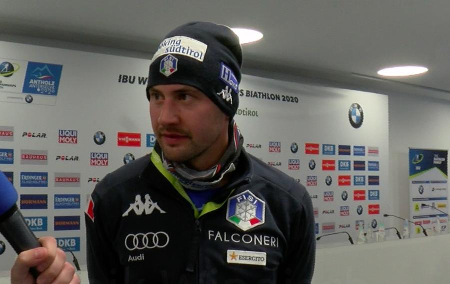 """VIDEO, Biathlon - Dominik Windisch: """"Finalmente si gareggia, realizzo uno dei miei sogni"""""""