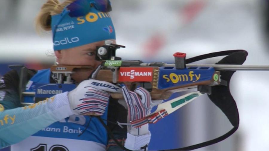 """Biathlon - Anais Bescond non si arrende: """"Motivazione e voglia sono intatte"""""""
