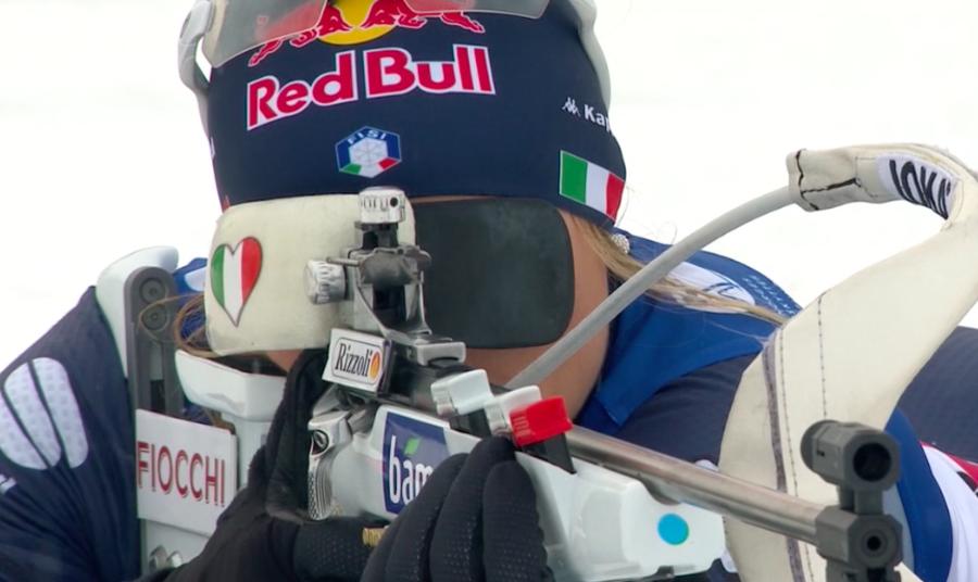 """Biathlon - Wierer alla FISI: """"Bisogna azzerare tutto, le avversarie non mi regaleranno nulla"""""""