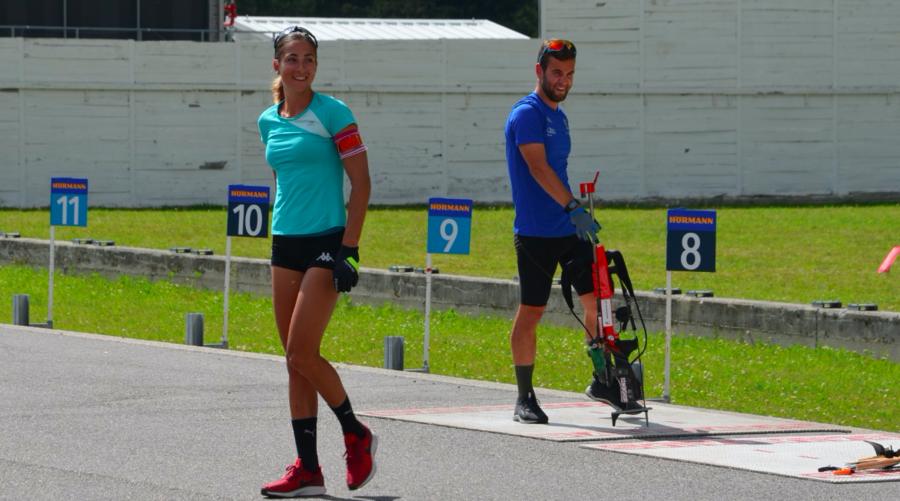 FOTOGALLERY - Biathlon, il raduno della Squadra A ad Anterselva si avvia alla conclusione: morale alto tra gli azzurri