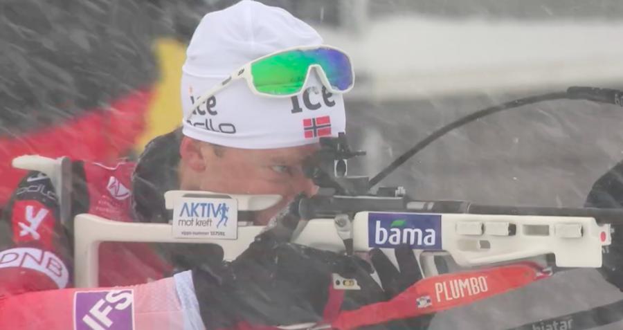 Biathlon - Scelta la selezione norvegese per la tappa di Östersund