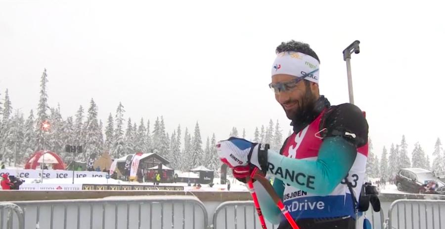 """Biathlon - È ufficiale, Fourcade è tornato in condizione: """"La sprint è stata più un sollievo che una delusione"""""""