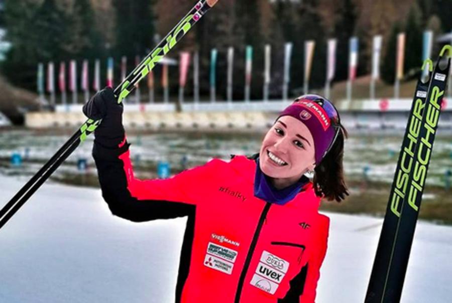 Biathlon - Non serve l'operazione al menisco: Paulina Fialkova sarà in gara domani
