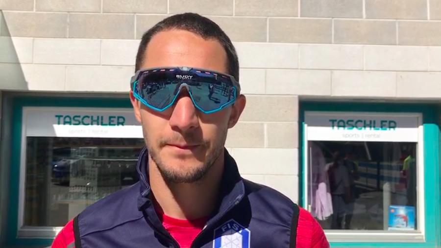 """VIDEO, Biathlon - Daniele Cappellari: """"Stiamo lavorando tanto sull'intensità, questo mi aiuterà a crescere sugli sci"""""""