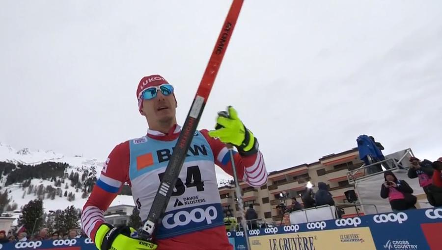 Fondo, 15 Km Davos – Belov beffa Manificat, splendido settimo De Fabiani
