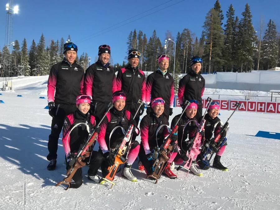 Biathlon - Ubaldo Prucker presenta la nuova nazionale giapponese