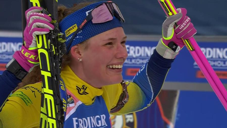 La staffetta femminile di fondo, Stina Nilsson e Hanna Öberg in nomination al Galà dello Sport svedese