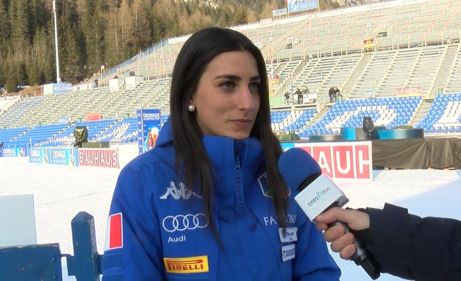 """VIDEO, Biathlon - Rebecca Passler: """"Ho lavorato tanto ma non pensavo di vivere un Mondiale Giovanile da protagonista"""""""