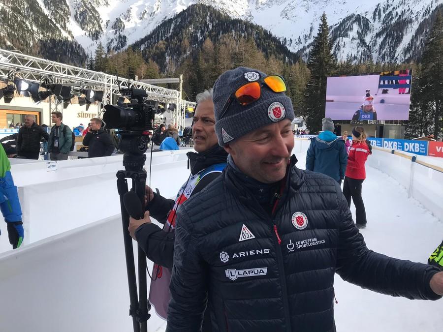 """Anterselva 2020 - Armin Aunchentaller: """"Dopo il tuffo nel lago di Bled, non so cosa mi faranno fare stavolta"""""""
