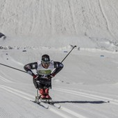 """VIDEO - Tre podi in tre gare, l'emozione di Beppe Romele: """"Non ho ancora realizzato quanto ho fatto a Planica"""""""
