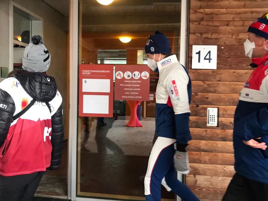 Oberstdorf 2021 - Racconto e fotogallery di un pomeriggio surreale e drammatico per lo sci di fondo