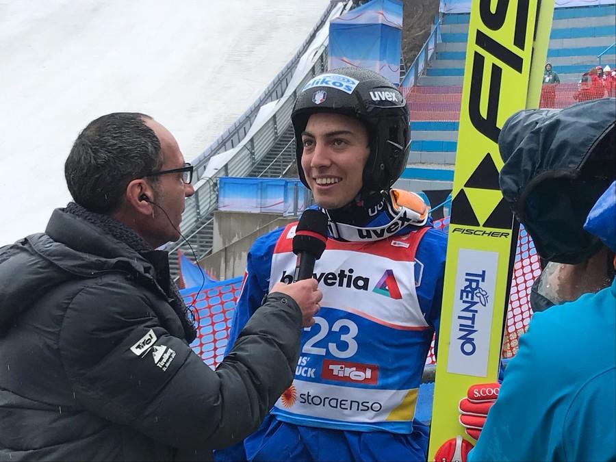 """Combinata Nordica - Aaron Kostner: """"Al Mondiale di Seefeld ho acquisito maggior consapevolezza"""""""