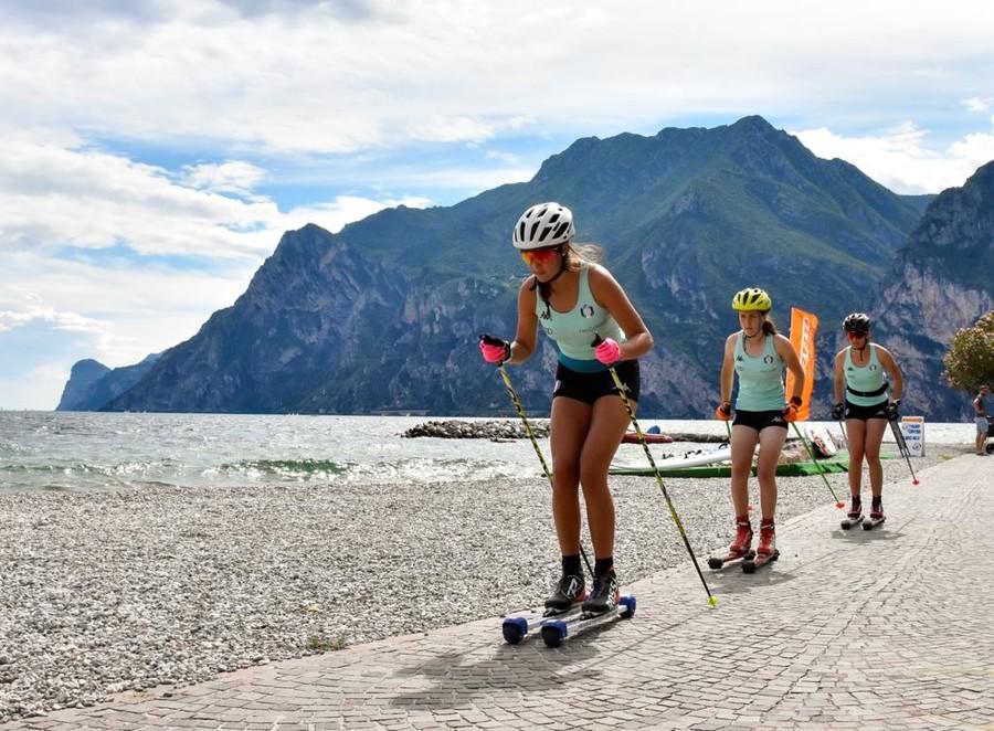 Combinata Nordica - Sarà SKI SKETT a fornire gli skiroll per i Campionati Italiani di Predazzo