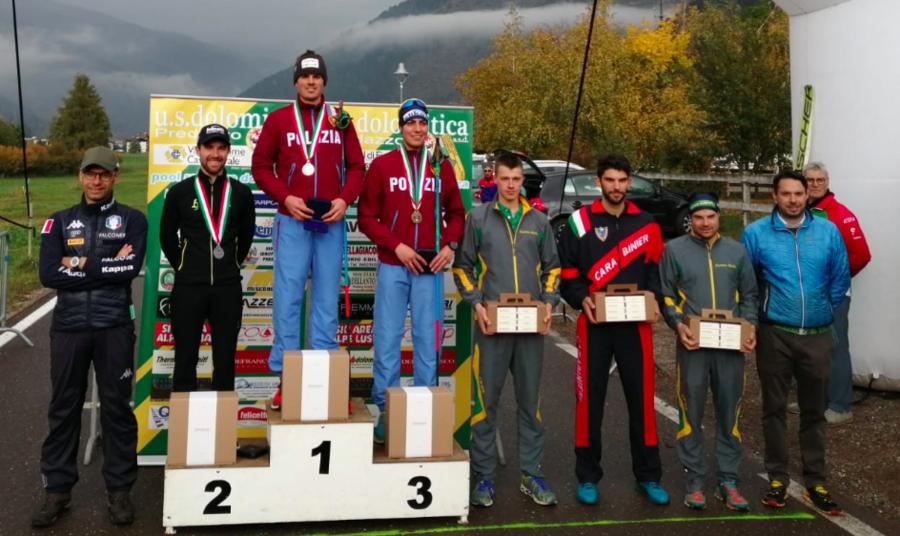 Combinata Nordica - Samuel Costa vince nettamente il titolo italiano a Predazzo