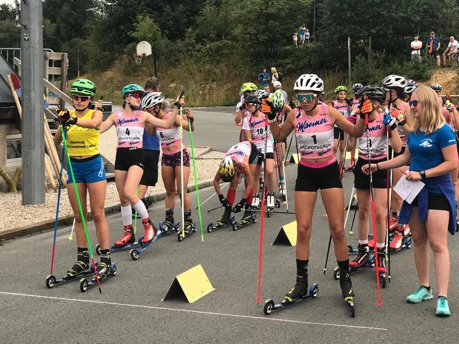 Combinata Nordica - La squadra femminile al lavoro a Riva del Garda, uomini a Predazzo