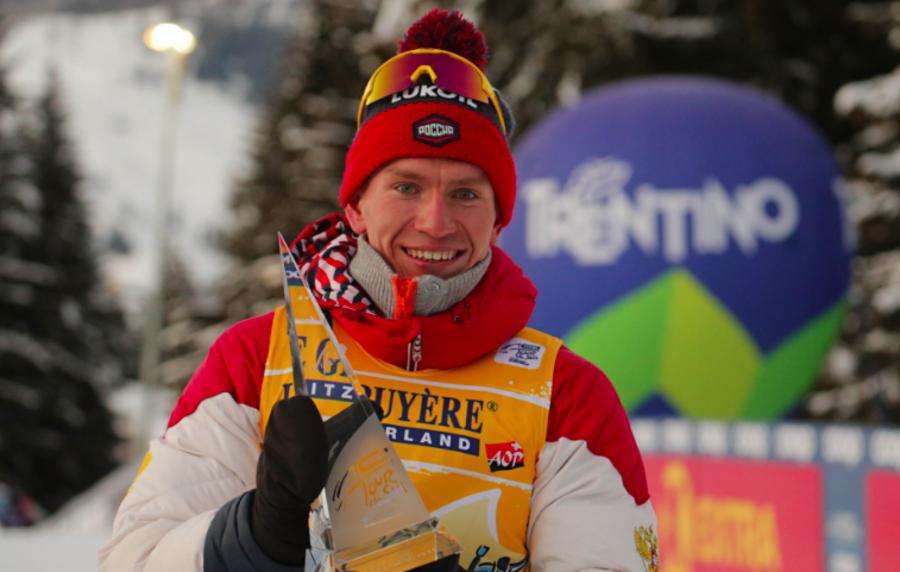 Alexander Bolshunov (credit Newspower)