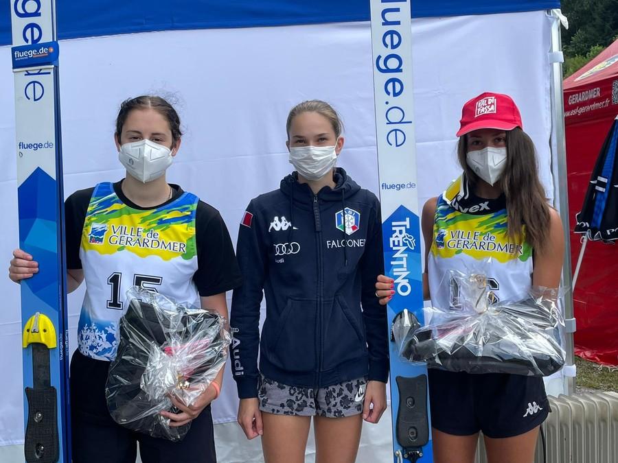 Salto con gli sci - Bene le azzurre nella tappa di FIS Cup a Gerardmer