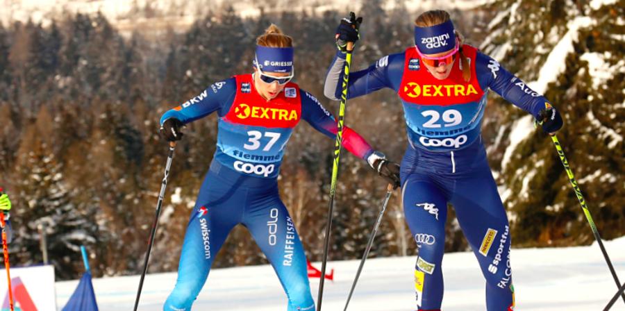 Fondo - Intervista a Lucia Scardoni tra Tour de Ski, Mondiale e ... fiori d'arancio