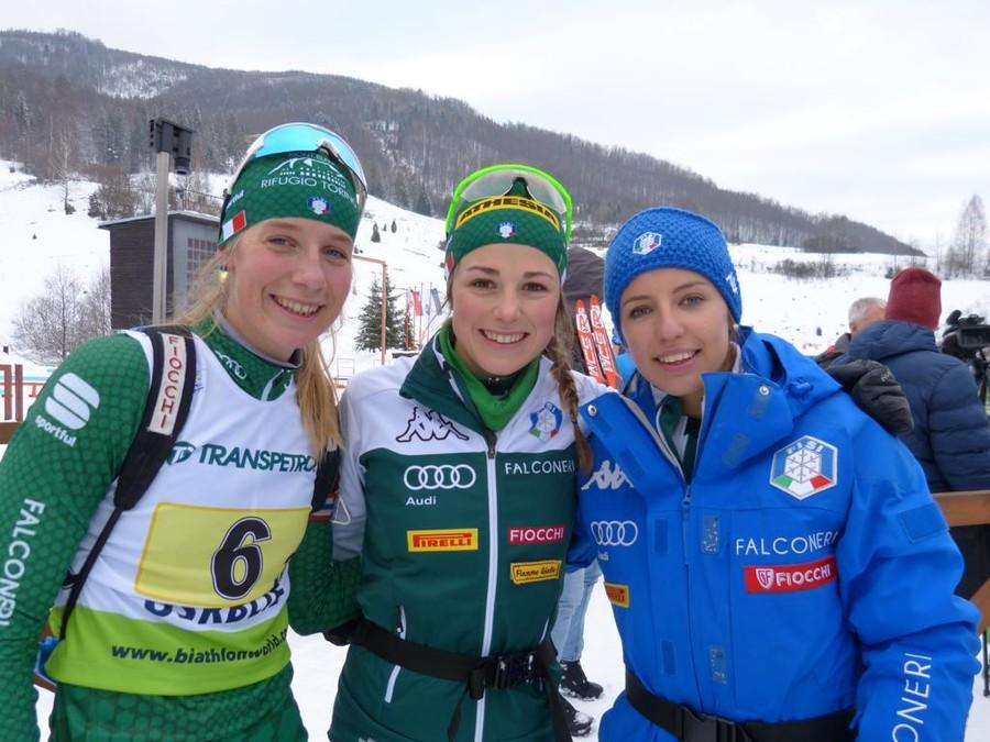 Biathlon - Contingente di sette uomini e tre donne per l'Italia nella tappa di IBU Cup in Val Martello