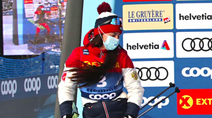 """Fondo - Yulia Stupak: """"Un anno fa ero neo mamma e guardavo il Tour de Ski dal mio divano"""""""