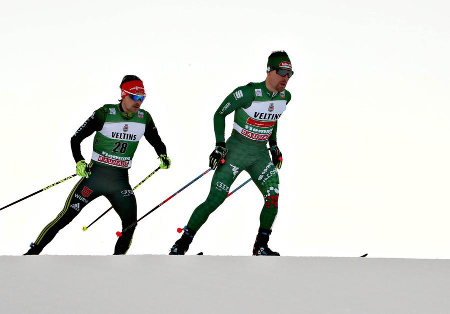 Combinata Nordica al via in Val di Fiemme: le sensazioni di Costa e Pittin