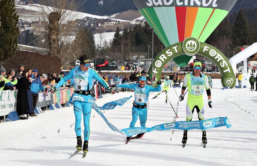 37^Gran Fondo Val Casies: successi di Cappello e Di Centa nella 30km in tecnica libera, nella 42km si impongono Bertolina e Pellegrini