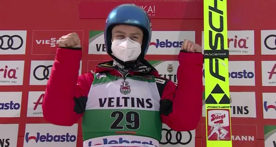 Combinata Nordica - Lamparter vince il segmento di salto; bene gli azzurri