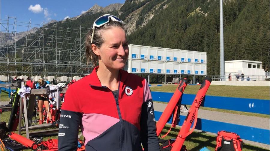 """Biathlon - Clare Egan a Fondo Italia: """"Per noi statunitensi le Olimpiadi sono l'occasione di far conoscere il nostro sport"""""""