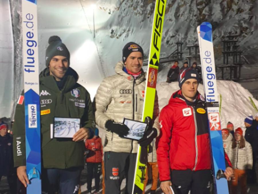 Combinata Nordica - Buone notizie dagli USA: Buzzi secondo nella mass start di Continental Cup